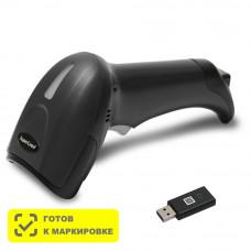 Беспроводной сканер штрих-кода Mertech CL-2310 BLE Dongle P2D USB Black