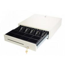 Денежный ящик PLATFORM PF 4141 белый