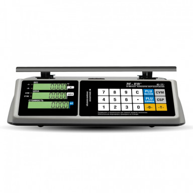 """M-ER 328 AC-15.2 """"TOUCH-M"""" LCD RS232 и USB"""