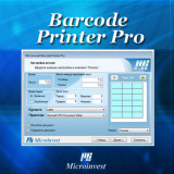 Microinvest Barcode Printer Pro