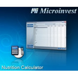 Микроинвест Nutrition Calculator